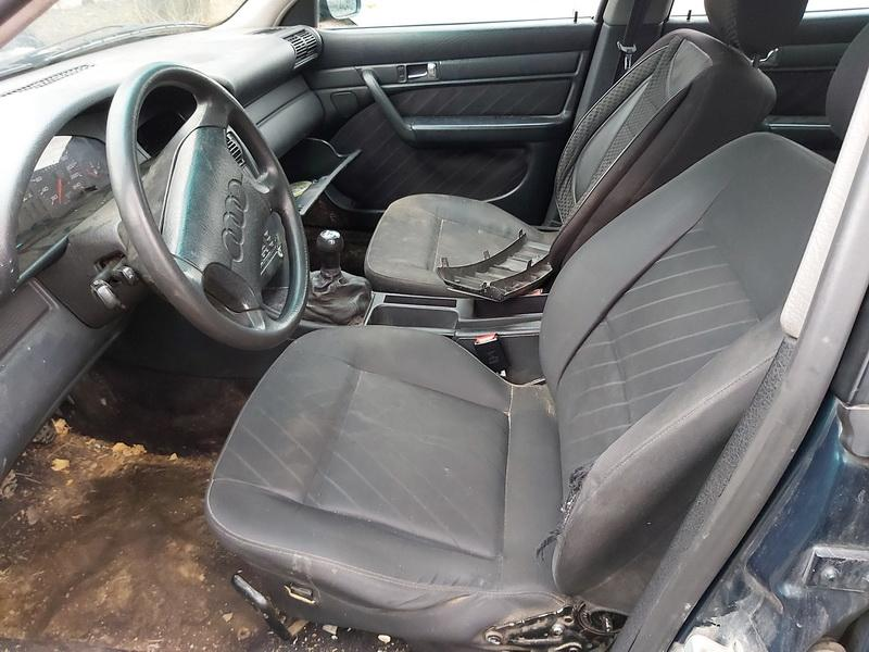 Naudotos automobiliu dallys Foto 5 Audi 100 1994 2.5 Mechaninė Universalas 4/5 d. Zalia 2020-1-20 A5025