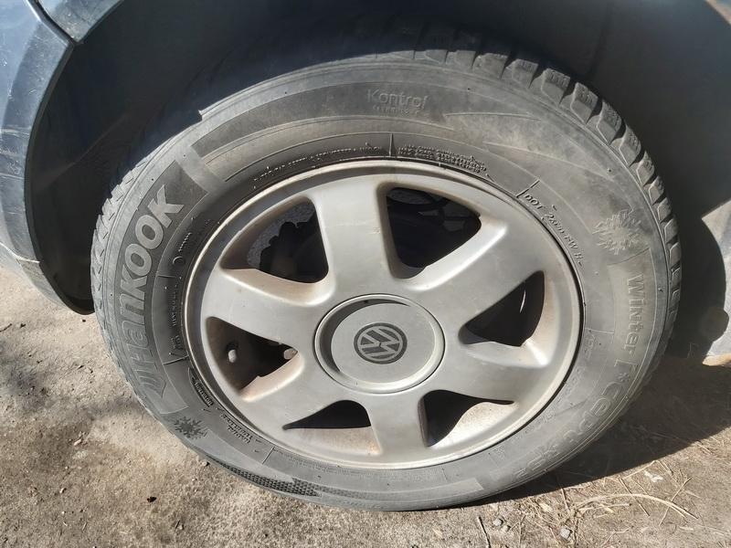Naudotos automobiliu dallys Foto 9 Volkswagen GOLF 2000 1.9 Mechaninė Hečbekas 2/3 d. Pilka 2020-3-31 A5182