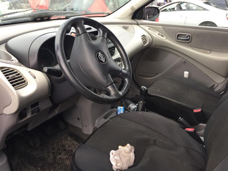 Подержанные Автозапчасти Foto 6 Nissan ALMERA TINO 2002 2.2 машиностроение минивэн 4/5 d. Серый 2018-9-08 A4074