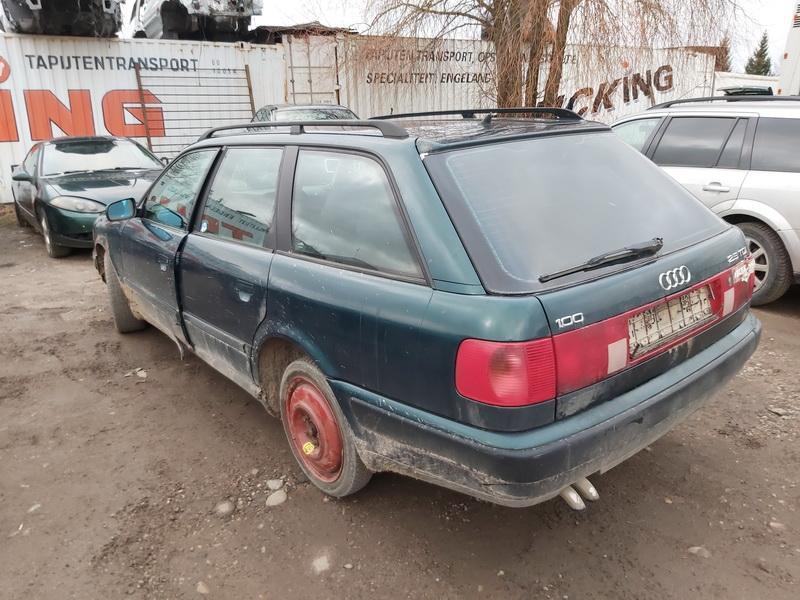 Naudotos automobiliu dallys Foto 7 Audi 100 1994 2.5 Mechaninė Universalas 4/5 d. Zalia 2020-1-20 A5025