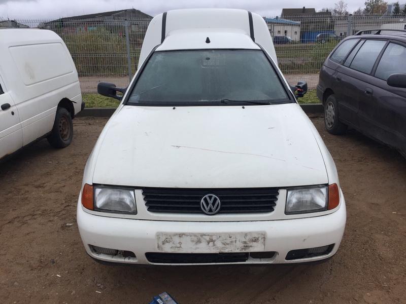 Volkswagen CADDY 1998 1.6 Mechaninė
