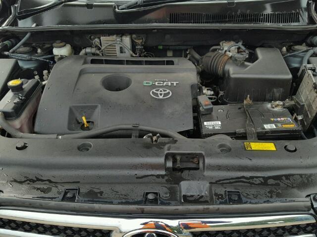 Naudotos automobiliu dallys Foto 7 Toyota RAV-4 2006 2.2 Mechaninė Visureigis 4/5 d. Pilka 2018-10-17 A4133