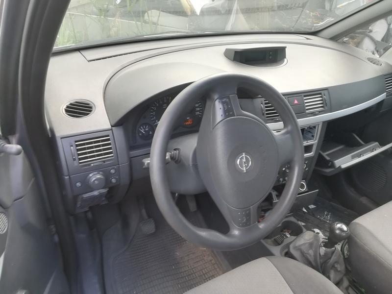 Naudotos automobiliu dallys Foto 7 Opel MERIVA 2004 1.6 Mechaninė Hečbekas 4/5 d. Sviesiai pilka 2019-6-06 A4548