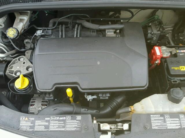 Naudotos automobilio dalys Renault CLIO 2007 1.2 Mechaninė Hečbekas 2/3 d. Pilka 2017-1-02